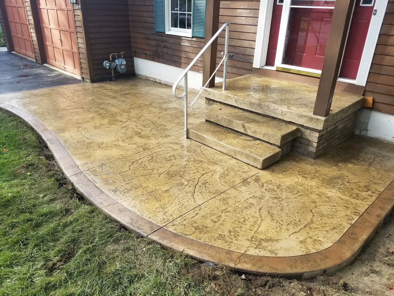 Hoffman Stamped Concrete - Gallery
